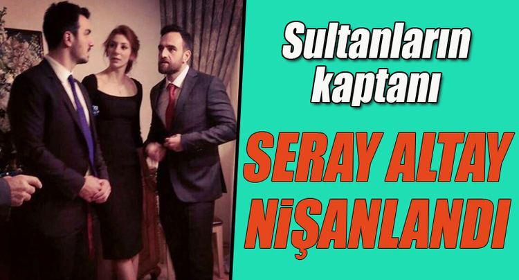 Seray Altay Baarl voleybolcunun mutlu gn Saryer Gazetesi Saryer