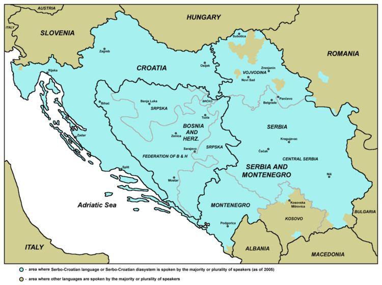Serbo-Croatian