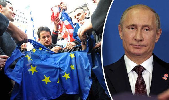 Serbs Young Serbs turning AGAINST joining EU after Brexit instead opting