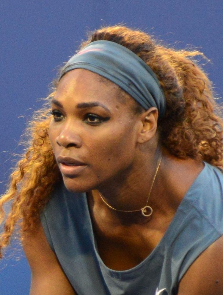 Serena Williams httpsuploadwikimediaorgwikipediacommons44
