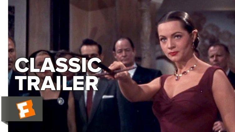 Serenade (1956 film) Serenade 1956 Official Trailer Joan Fontaine Mario Lanza Movie