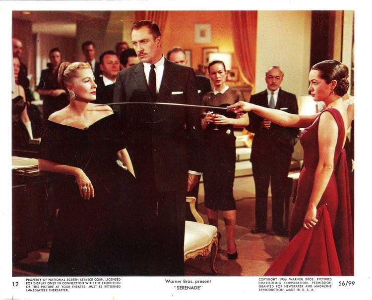 Serenade (1956 film) Musical Monday Serenade 1956 Comet Over Hollywood