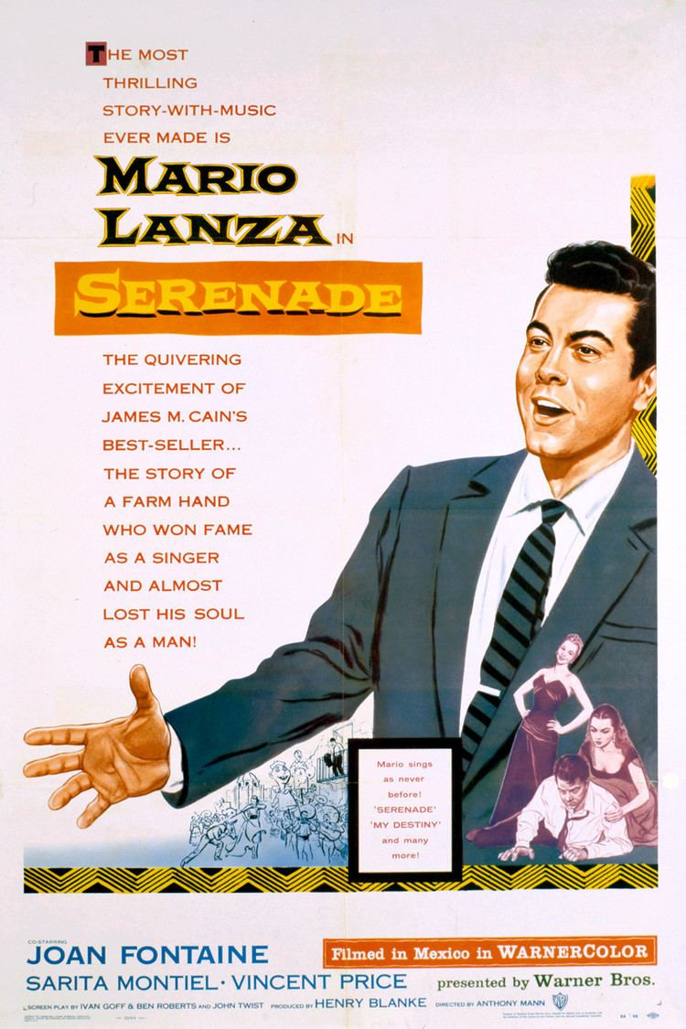 Serenade (1956 film) wwwgstaticcomtvthumbmovieposters2340p2340p