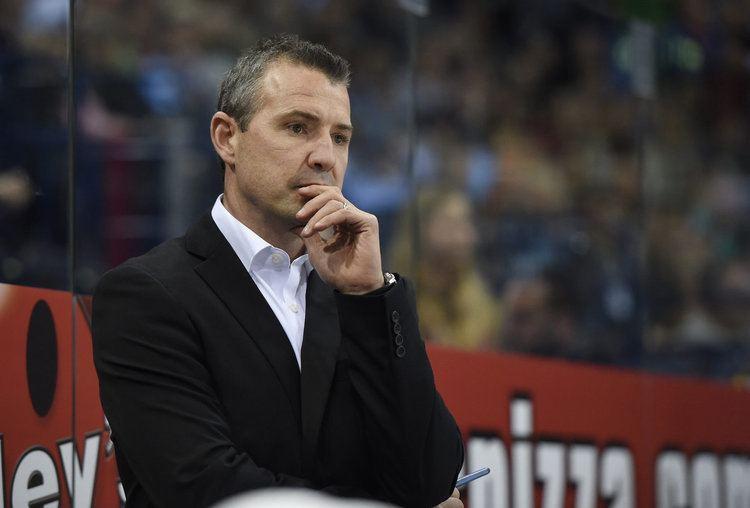 Serge Aubin Hamburg Freezers verlngern vorzeitig mit Trainer Serge