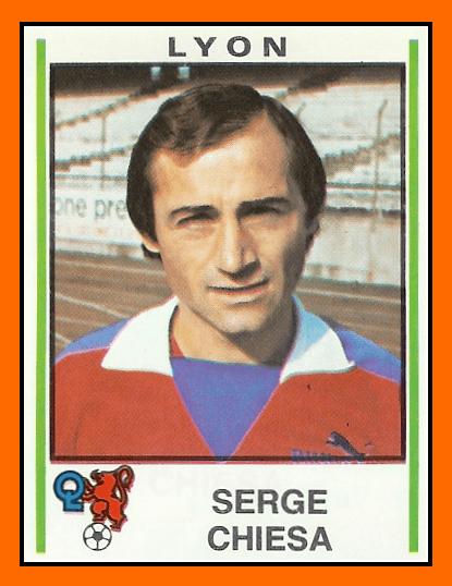 Serge Chiesa Pariscanalhistorique12 juillet 1977 Serge Chiesa l