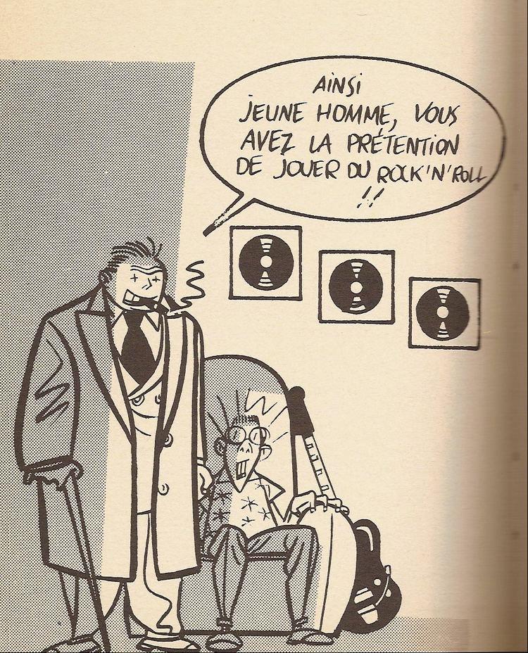 Serge Clerc SergeClerc