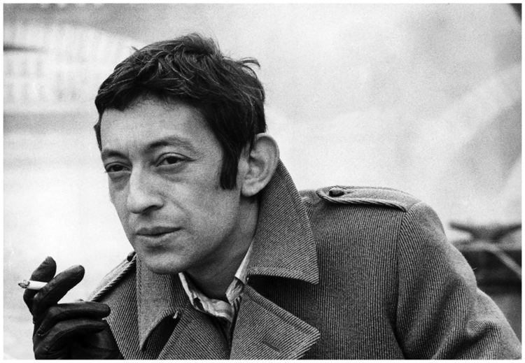 Serge Gainsbourg Serge Gainsbourg Muses It Men The Red List