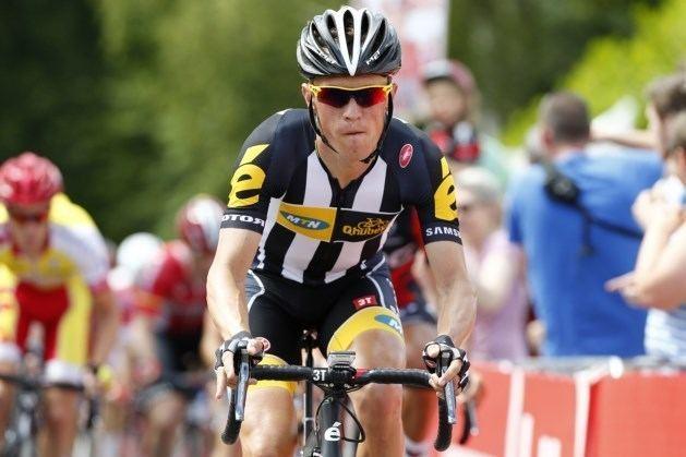 Serge Pauwels Serge Pauwels kan een rit winnen in de Ronde van Frankrijk