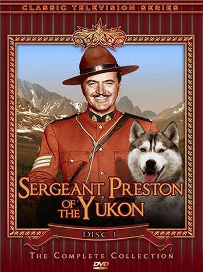 Sergeant Preston of the Yukon (TV series) Sergeant Preston of the Yukon DVD news New Release Date for