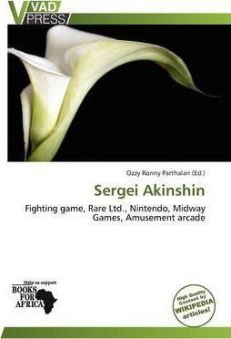 Sergei Akinshin Sergei Akinshin Ozzy Ronny Parthalan 9786201610583