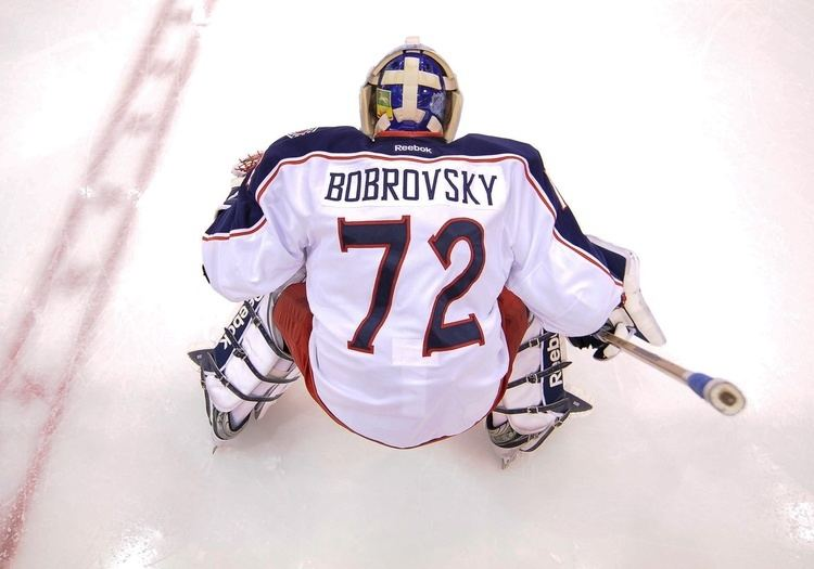Sergei Bobrovsky Sergei Bobrovsky From Russia With Glove Perestroika in