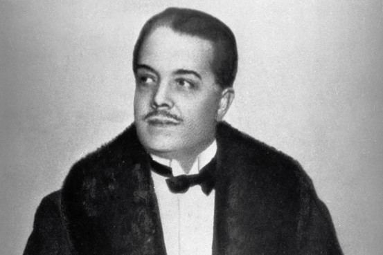 Sergei Diaghilev Celebrities of the 20s Sergei Diaghilev Rae Summers