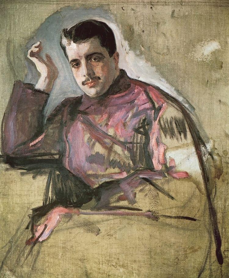 Sergei Diaghilev Sergei Diaghilev Wikipedia the free encyclopedia