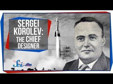 Sergei Korolev Great Minds Sergei Korolev The Chief Designer YouTube