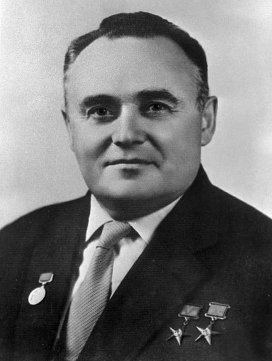 Sergei Korolev The history of the intercontinental ballistic missile R7