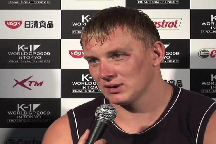 Sergei Lashchenko Sergii Lashchenko Post Fight Interview Aug112009