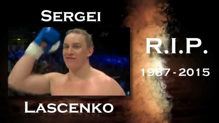 Sergei Lashchenko In Odessa was