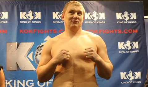 Sergei Lashchenko Kickboxaren Sergei Lascenko mrdad MMAnyttse