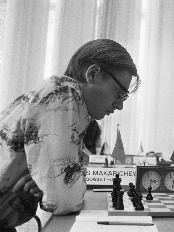 Sergei Makarichev