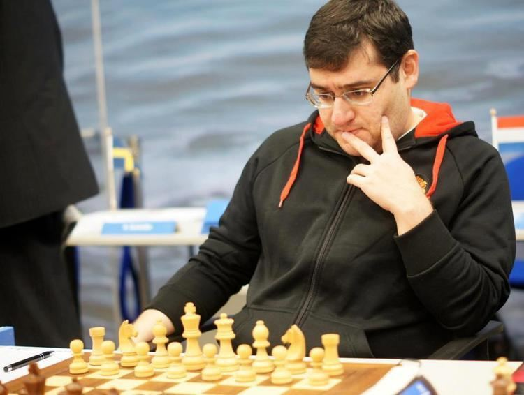 Sergei Movsesian Sergei Movsesian is a Russian Chess Champion Orer News Site