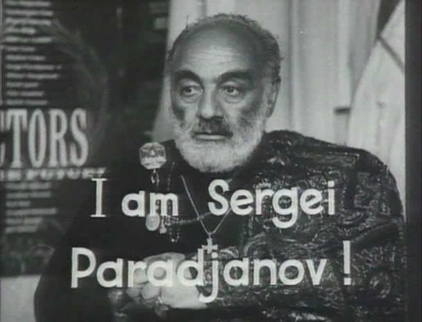 Sergei Parajanov Sergei Parajanov Silk Road Film Festival