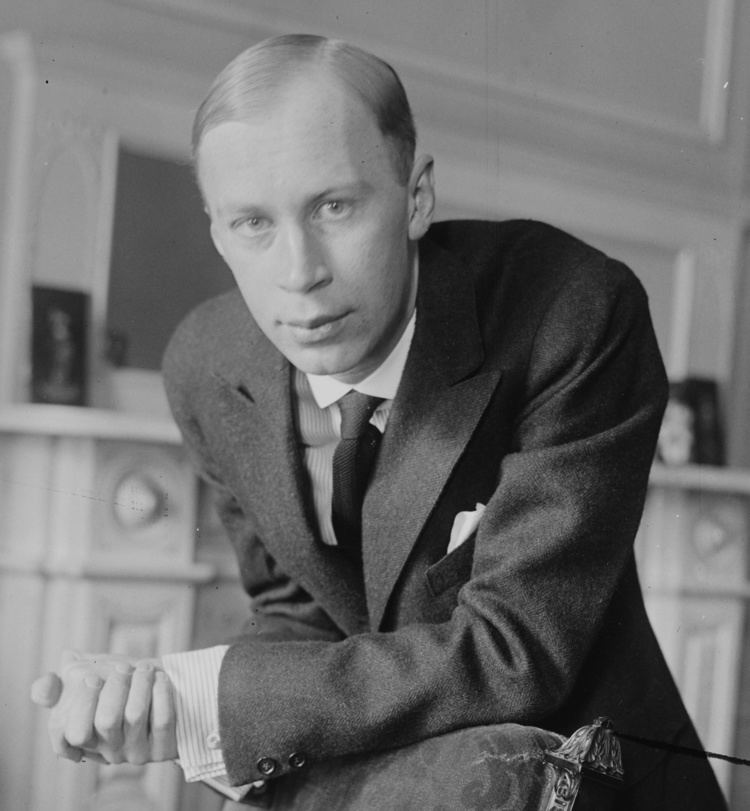 Sergei Prokofiev Sergei Prokofiev Wikipedia the free encyclopedia
