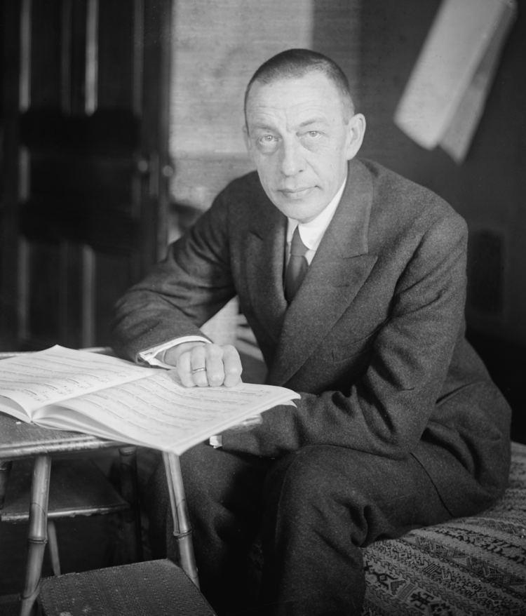 Sergei Rachmaninoff Sergei Rachmaninoff Wikipedia the free encyclopedia