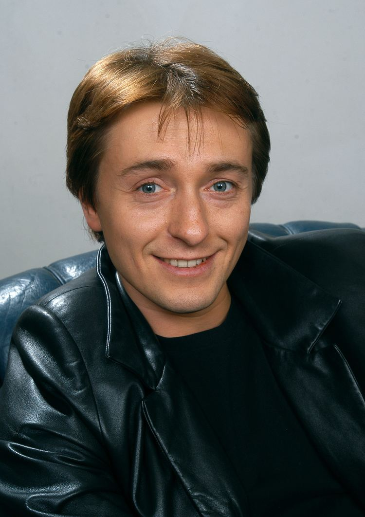 Biography of Vitaly Bezrukov 51