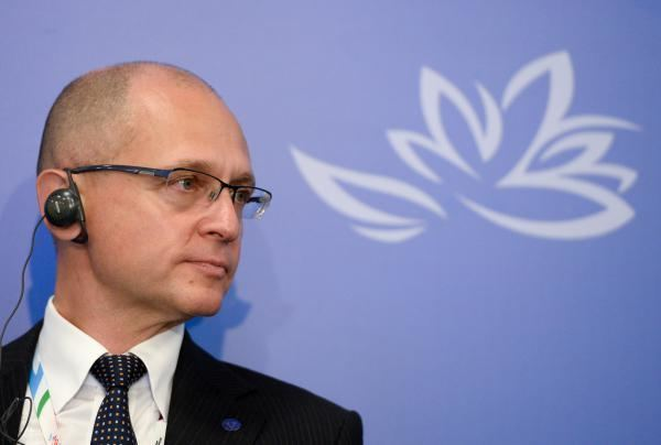 Sergey Kiriyenko Sergey Kirienko from nuclear to political power openDemocracy