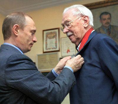 Sergey Mikhalkov Sergei Mikhalkov The Economist