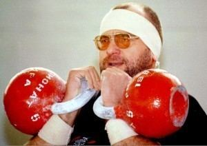 Sergey Mishin Sergey Mishin kettlebell legend Kettlebell Sport