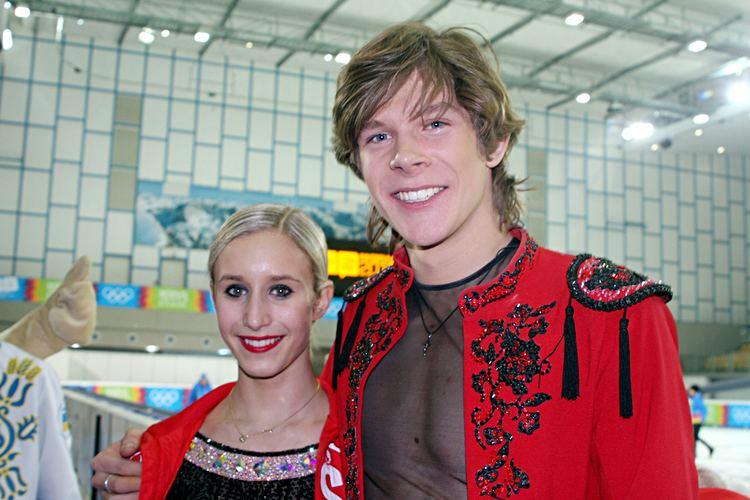 Sergey Mozgov Ice Dance Gold Sergey Mozgov amp AnnaYanovskaya Around the