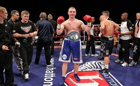 Sergey Rabchenko Ryan Rhodes loses to Sergey Rabchenko Daily Mail Online