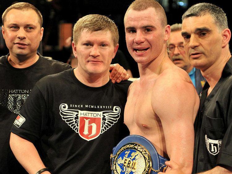 Sergey Rabchenko Sergey Rabchenko v Anthony Mundine WBC Silver Light
