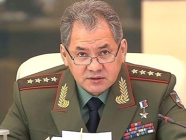 Sergey Shoygu Sergei Shoigu troops of the Russian Navy to be re