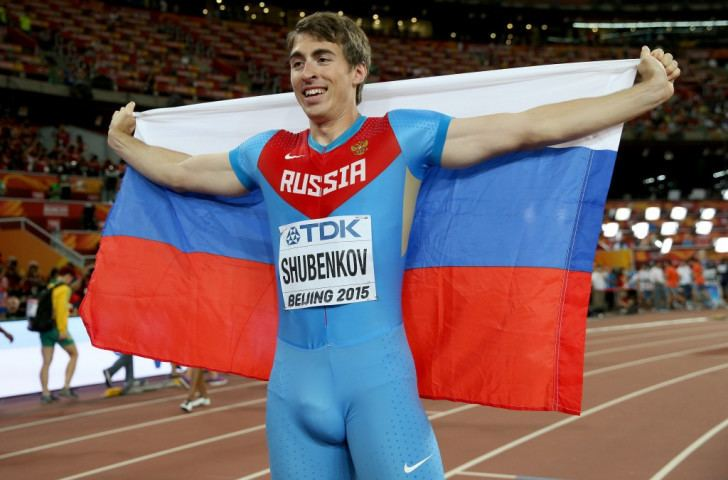 Sergey Shubenkov Shubenkov set for international return as a neutral at Shanghai