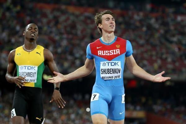 Sergey Shubenkov Athlete profile for Sergey Shubenkov iaaforg