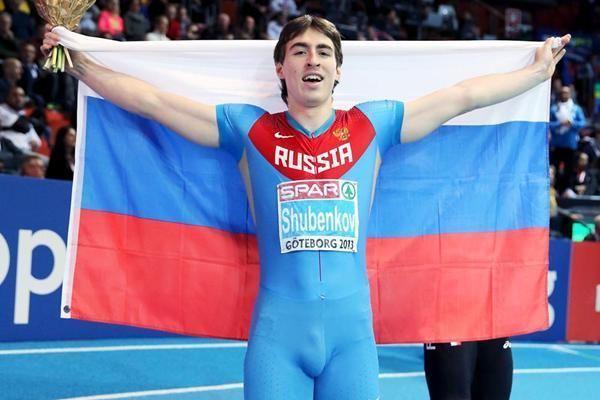 Sergey Shubenkov Home advantage the key to success for Shubenkov News iaaforg