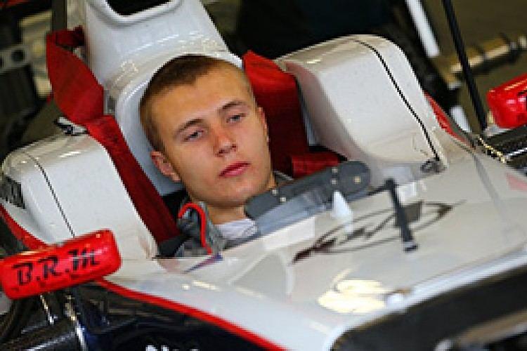 Sergey Sirotkin (racing driver) Russian teenager Sergey Sirotkin set to race with Sauber in 2014
