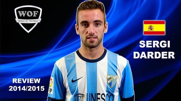 Sergi Darder SERGI DARDER Malaga Goals Skills 20142015 HD YouTube