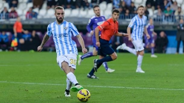 Sergi Darder Malaga midfielder Sergi Darder heavily linked with a move to Lyon