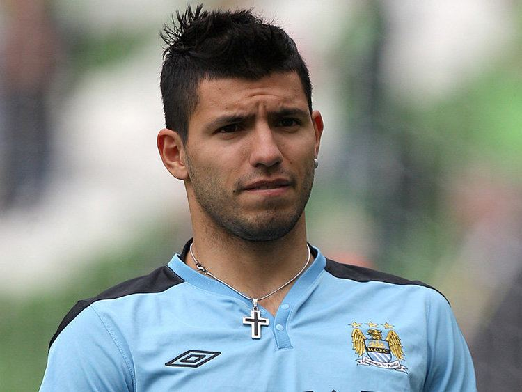 Sergio Aguero Latest News Biography Photos Amp Stats