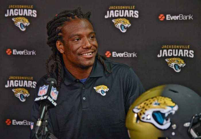 Sergio Brown Jaguars safety Sergio Brown has eyes on starting role