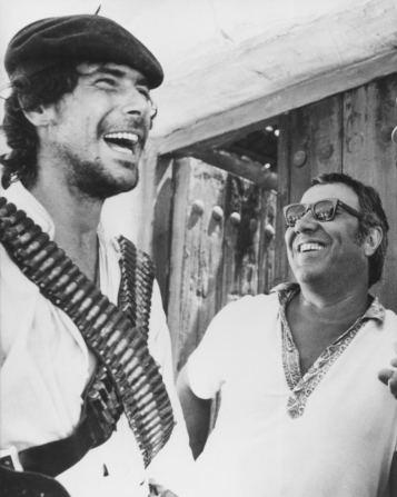 Sergio Corbucci with Sergio Corbucci