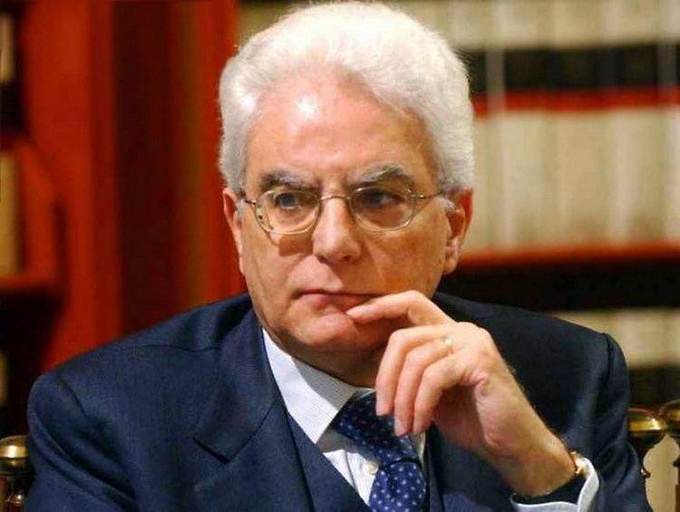 Sergio Mattarella Sergio Mattarella stato appena eletto Presidente della