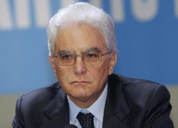 Sergio Mattarella Italy elects senior judge Sergio Mattarella as president
