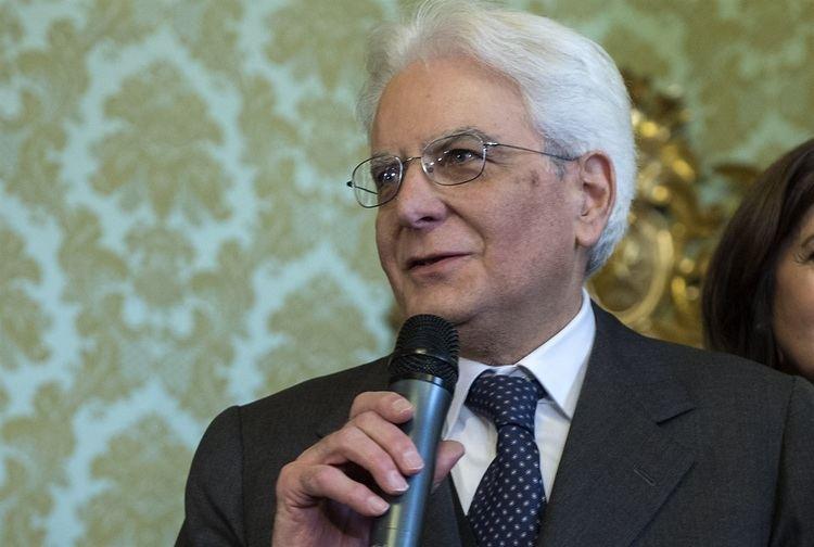 Sergio Mattarella FileSergio Mattarella 2015jpg Wikimedia Commons