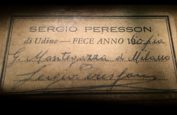 Sergio Peresson - Alchetron, The Free Social Encyclopedia