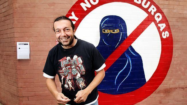 Sergio Redegalli Sculptor Sergio Redegalli defies 39bullies39 and refuses to