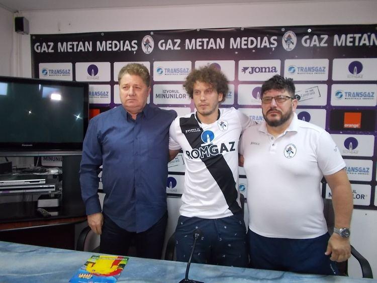 Sergiu Popovici Sergiu Popovici prezentat oficial la Gaz Metan